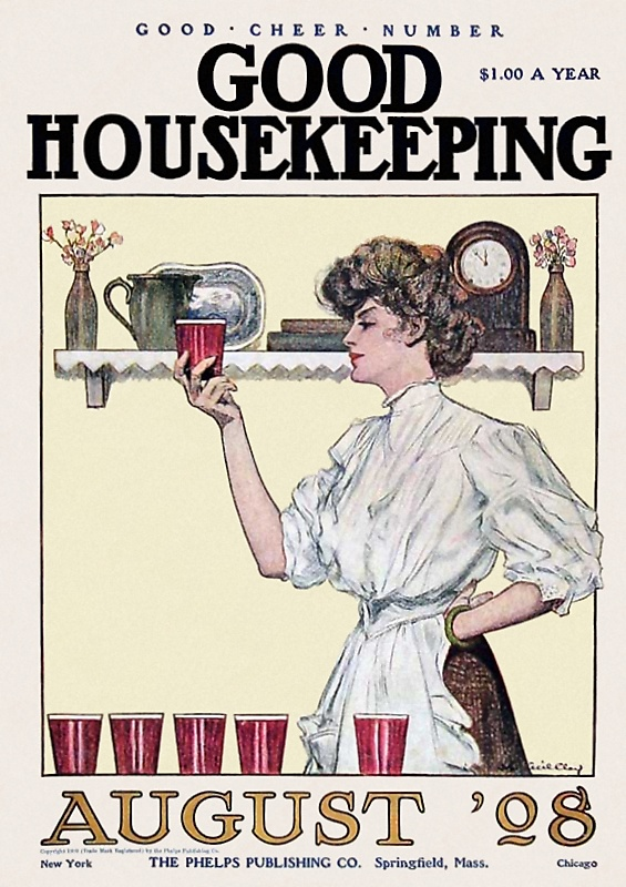 A lot has changed in the last 100 years, but women are still fighting an upward battle of juggling expectations of work and home Source: Public Domain, Commons Wiki