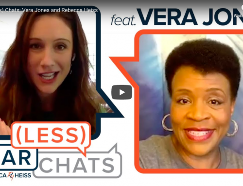 May 8th Fear(less) Chat Featuring Vera Jones!