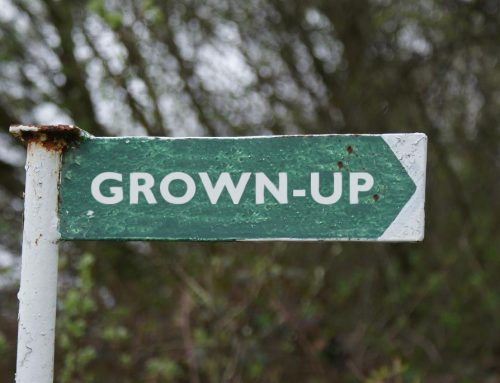 Where are the grownups? Leadership and care when our biology is fighting against us.