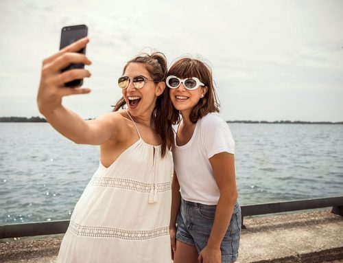 Selfies, brain shortcuts, and self-worth